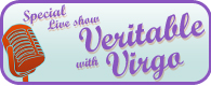 Special Veritable Virgo as a host on the Angry Pantry live!